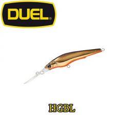 Vobler Duel Hardcore Longbill SP 7cm/5.5g, culoare HGBL