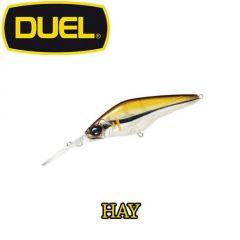 Vobler Duel Hardcore Shad SP 5cm/3.5g, culoare HAY