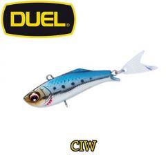 Vobler Duel Hardcore Fintail Vibe S 4cm/4g, culoare CIW