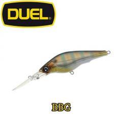 Vobler Duel Hardcore X-Shad SP 6cm/6.5g, culoare BBG