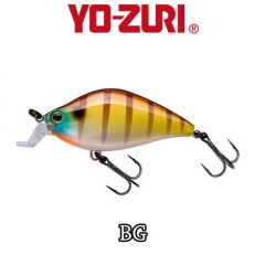 Vobler Yo-Zuri 3DS Flat Crank F 5.5cm/7.5g, culoare BG