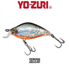 Vobler Yo-Zuri 3DS Flat Crank F 5.5cm/7.5g, culoare HTS