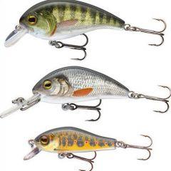 Vobler Cormoran Realfish Lure Set 3buc/set