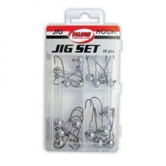 Set Falcon Jig 4-10gr