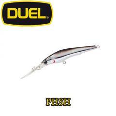 Vobler Duel Hardcore Longbill SP 9cm/12g, culoare PHSH