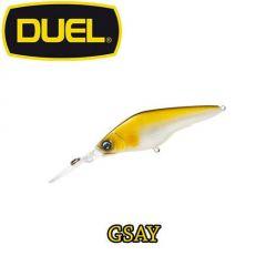 Vobler Duel Hardcore Shad SP 6cm/6.5g, culoare GSAY