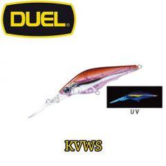 Vobler Duel Hardcore Shad SP 6cm/6.5g, culoare KVWS
