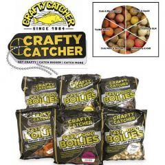 Boilies Crafty Catcher Fast Food Crab Meat Sea Salt 500gr