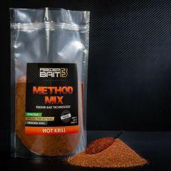 Nada Feeder Bait Method Mix Hot Krill 800g