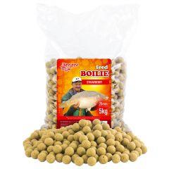 Boilies Benzar Mix Feed Boilie Fish Garlic 16mm
