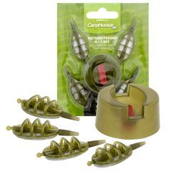 carp hunter method feeder set