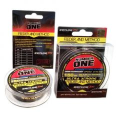 Fir monofilament Genlog Number One Feeder And Method 0.20mm/11kg/150m