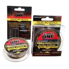 Fir monofilament Genlog Number One Feeder And Method 0.16mm/7kg/150m