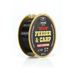 Fir monofilament Cralusso Feeder & Carp FC Coat 0.18mm