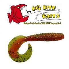 """Grub Big Bite Baits Tomato Core 3"""""""