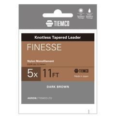 Fly Leader Tiemco Finesse Leader 6X 11ft