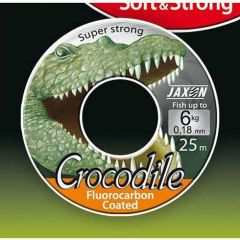 Fir Fluorocarbon Coated Jaxon Crocodile 0,12mm/25m