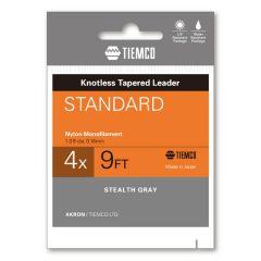 Fir monofilament Tiemco Standard Leader 5X 9ft