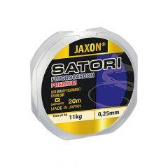jaxon satori fluorocarbon premium tournament line fir