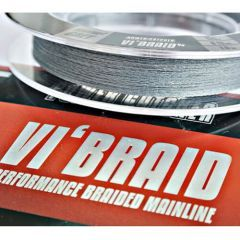 Fir textil Spro PC VI'Braid Grey 0.22mm/13kg/125m