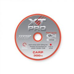 Fir monofilament Jaxon XT-Pro Carp 0,27mm/14kg/300m