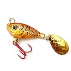 Spinnertail Profi-Blinker Spinner Jig Fish 16g, culoare Trout