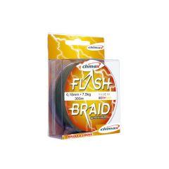 Fir textil Climax Flash Braid Grey 0.20mm/14.5kg/100m