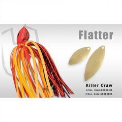 Colmic Herakles Spinnerbait Flatter 14gr. - Killer Craw