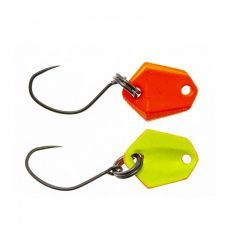 Lingura oscilanta Neo Style Kimera 1.2g Super Fluo Glossy Orange/Yellow
