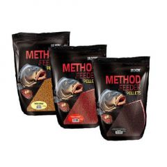 Pelete Jaxon Method Feeder Strawberry 2mm/500g