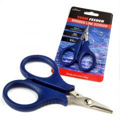 Foarfeca Team Feeder by Dome Braided Line Scissor