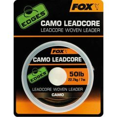 Fir textil Fox Camo Leadcore 50lb/7m