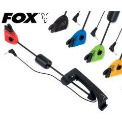 Swinger Fox MK2 Illuminated, negru