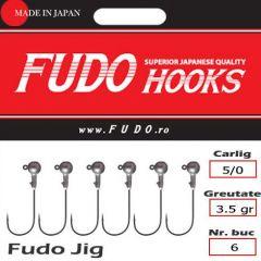 Jig Fudo nr. 5/0, 3.5g