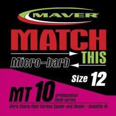 Carlige Maver Match This MT10 nr 12 Bronz