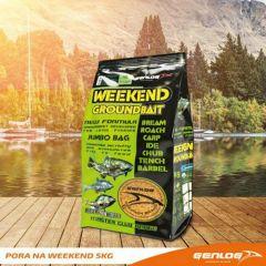 Nada Genlog Weekend Carp Tench Carassio 5kg