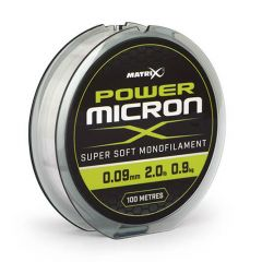 Fir monofilament Matrix Power Micron X 0.20mm