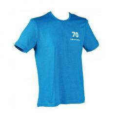 Tricou Garbolino 70 Tropical Blue, marime S