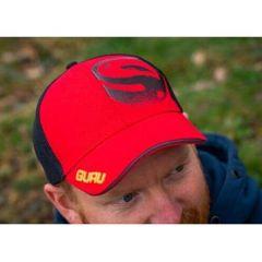 Sapca Guru Red 3D