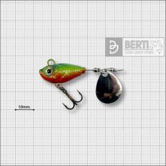 Bertilure Fish Helic Nr.2, culoare Fire-Tiger, 11gr