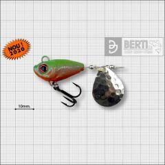 Bertilure Fish Helic Nr.3, culoare Orange Chartreuse, 14g