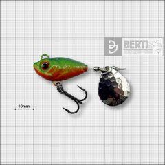 Bertilure Fish Helic Nr.4, culoare Fire-Tiger, 17gr