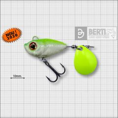 Bertilure Fish Helic Nr.5, culoare White Chartreuse