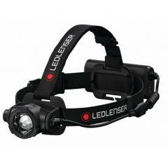 Led Lenser H15R Core Lanterna Cap