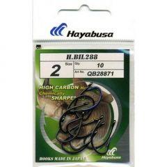 Carlige Hayabusa H.BIL288 Black Nickel nr.4