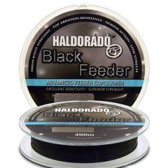 Fir monofilament Haldorado Black Feeder 0.22mm/6.28kg/300m