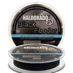 Fir monofilament Haldorado Black Feeder 0.25mm/7.52kg/300m