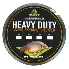 Fir monofilament Maver Smart Heavy Duty Carp Special 0.20mm/3.44kg 600m