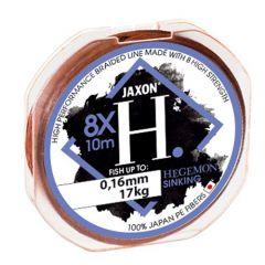 Fir textil Jaxon Hegemon 8x Sinking 0.12mm/10kg/10m