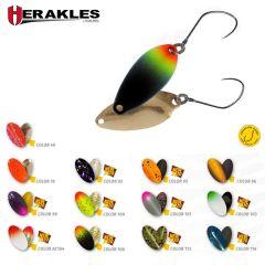 Lingura oscilanta Colmic Herakles K1 1.8g, culoare 100